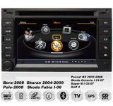 Lecteur de DVD de voiture pour VW Passat avec GPS Navi BT radio iPod 3G WiFi (C016)