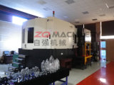 Máquina de soplado de botellas de plástico PET con CE (ZQ-B600-6)