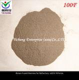 내화성이 있는 응용을%s 브라운 알루미늄 산화물