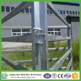 Painel galvanizado resistente padrão do gado do MERGULHO quente de Austrália