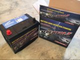 Batterie de voiture d'acide de plomb exempte d'entretien normale de JIS N50mf 12V50ah