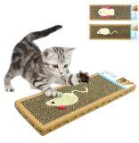 Коты поцарапать игрушки для кошек интерактивную игру рыб игрушка мыши