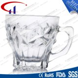 copo de vidro transparente do Sell 180ml quente para o café (CHM8156)