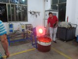 Hohe Leistung konzipierte Mittelfrequenzvakuuminduktion Melter Ofen