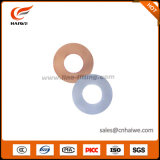 Tlp kupferne bimetallische quadratische Aluminiumunterlegscheiben oder runde Unterlegscheiben
