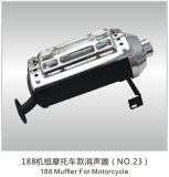 6500 Honda 모형과 발전기를 위한 모형 4stroke 강철 기관자전차 머플러