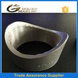 Entrerrosca congregada medio socket del tubo de la autógena del acoplador del acero inoxidable