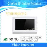 Moniteur d'intérieur d'IP de télévision en circuit fermé de garantie à 2 fils de Dahua (VTH1550CHW-2)