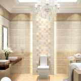 La preuve de l'eau vitrage salle de bain en céramique polie Wall Tile