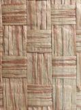 Papel de parede colorido da planta de Wallcoverings do Weave natural da grama do papel de parede da grama para a HOME