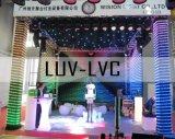 LED de vídeo Cortina Vision (LUV-LVC)