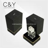 De lujo árabe completa Foil Logo rígido Perfume caja de papel de embalaje