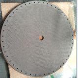 Aço inoxidável sinterizada Sheet 1-300 Filtros do UM
