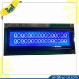 Modulo dell'affissione a cristalli liquidi dello schermo blu della visualizzazione 16X2 Splc780d dell'affissione a cristalli liquidi
