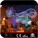 Personalizar luzes transversais comerciais do motivo do diodo emissor de luz da rua
