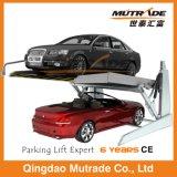 Mini elevatore di inclinazione idraulico di parcheggio dei due alberini