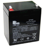 bateria carregável do AGM 6FM5 para o sistema do UPS