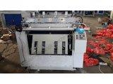 El corte en caliente de la máquina de fabricación de bolsas