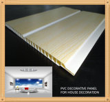 250 mm Ancho de la decoración del techo impermeable material decorativo (RN-87)