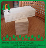 Álamos Lvb contrachapado, madera de pino Linyi/madera de pino/LVL/Lvb/E1 de pegamento, LVL/Lvb para empacar
