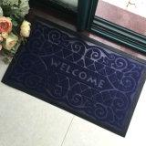 Doormats al aire libre de interior de la alfombra de la puerta principal de la entrada de la entrada de la recepción del hogar del resbalón anti barato al por mayor