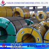 Bobina estándar del acero inoxidable de ASTM A240 en 316 316L 316ti en existencias del acero inoxidable