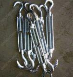 DIN1480タイプはホック及びリンクのターンバックルを造った