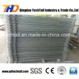 Garnison tubulaire ornementale en acier de 1800 x de 2100mm clôturant pour le marché de l'Australie