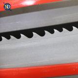 La bande M51 bimétallique scie des lames pour l'acier inoxydable de découpage