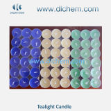Varié type de bougies Tealight colorées Prix avec grande qualité # 10