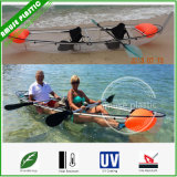 Clear Kayak Elegant Design Polycarbonate PC Transparent Kayak Canoe