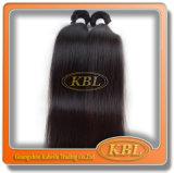 Grelha 6A de malha reta do cabelo malaio
