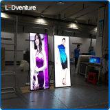 P2 Panneau mobile de RVB Affiche publicitaire affichage LED