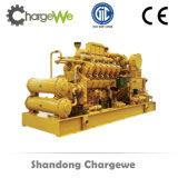Generador de gasificación de biomasa para la alimentación de paja de cascarilla de arroz Syngas de chips de madera