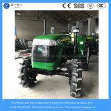 중국 40/48/55 HP 소형 농장 또는 농업 또는 조밀한 또는 정원 사용을%s 잔디밭 또는 작은 디젤 엔진 트랙터