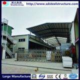 Hermosa casa de huéspedes Modular de acero prefabricados
