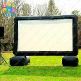 Schermo gonfiabile gigante esterno del blocco per grafici TV di film del cinematografo di Finego