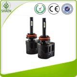 12V 25W 3500lmの高い発電自動LEDのヘッドライト
