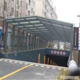 Stahlrahmen-Kabinendach für Eingang