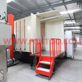 Haute performance Automatic Powder Coating Booth pour Fast Color Changing