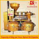 Yzlxq140 Machine à presse à huile de coton avec filtre à air comprimé