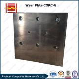 Lamiera di acciaio resistente all'uso del piatto d'acciaio