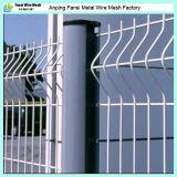 6ゲージの溶接された金網の塀のパネル