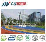 De Veerkrachtige Renbaan van uitstekende kwaliteit van het Silicium Pu van de Goede Prestaties van de Sport