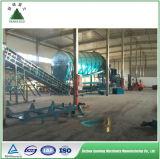 Planta de clasificación urbana municipal automática de la basura para el reciclaje de la basura