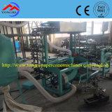 Máquina de papel manual del cono de la producción semiautomática de la fábrica para la materia textil