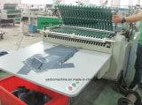 Bolsa de sellado lateral de plástico Rql-600 que hace la máquina con pegamento auto