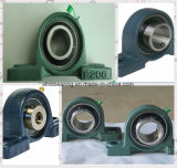 Soportes de los cojinete de la maquinaria de la materia textil del rodamiento del bloque de almohadilla de NSK NTN UCP208