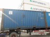 Gebruikte de Nieuwe Droge Verschepende Container Qingdao van Ningbo de Droge Container van de Lading