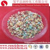 Farbiger Mg-Sulfat-granulierter Preis